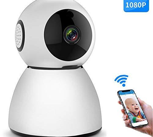 zeetopin wlan kamera ip berwachungskamera 1080p mit. Black Bedroom Furniture Sets. Home Design Ideas